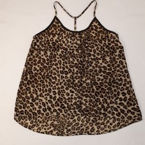 🎈2for$30 Guess Lepard Print Camisole